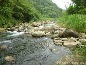 蓬萊溪戲水1
