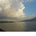 淡水漁人碼頭 夕景1