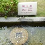 白木屋品牌文化館 願力池