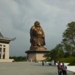 世界最高彌勒佛青銅像 1