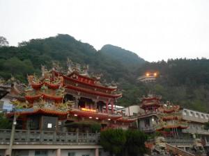 仙山靈洞宮與九天玄女廟
