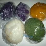 仙山甘媽媽素食菜包 2