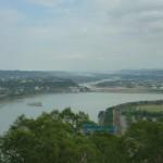 水庫大壩遠眺 1