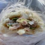 王記金山肉包 蔥肉包