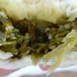 王記金山肉包 酸菜包