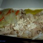 嘉義 古早火雞肉飯 2